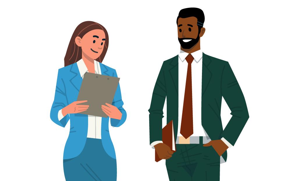 es règles pour parler positivement lors de la recherche d'emploi