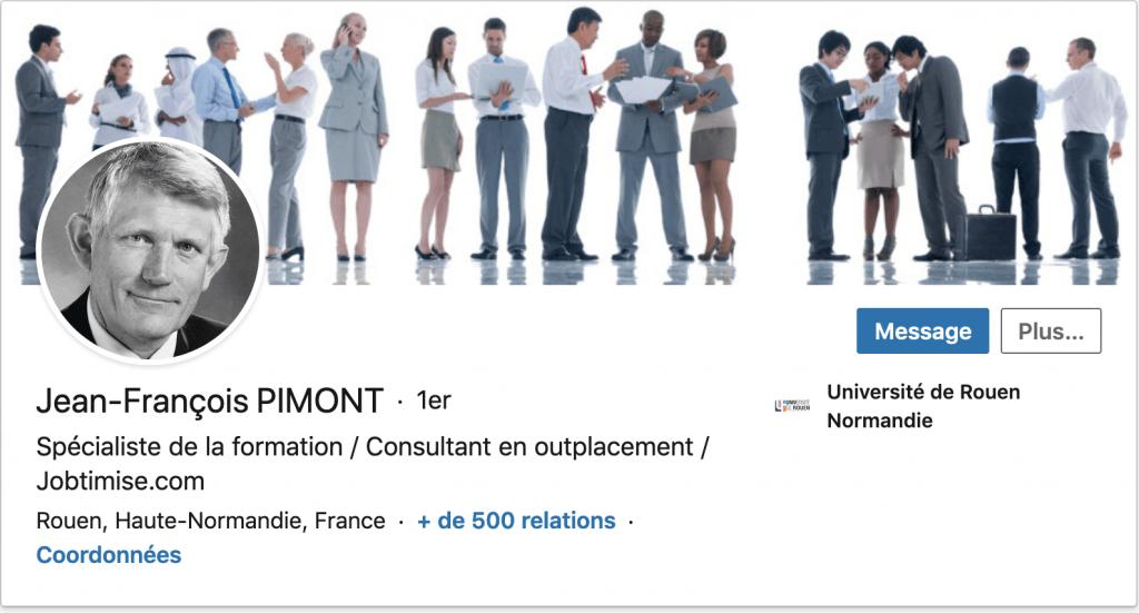 Réussir un profil LinkedIn efficace avec un coaching Jobtimise